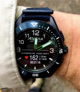 Alpinerx Alive Fitness Watch